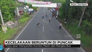 Tanjakan Selarong, Lokasi Kecelakaan Maut di Puncak, Bogor