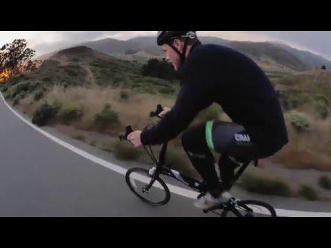 Folding Bikes By DAHON - Anniversary Bike Climb