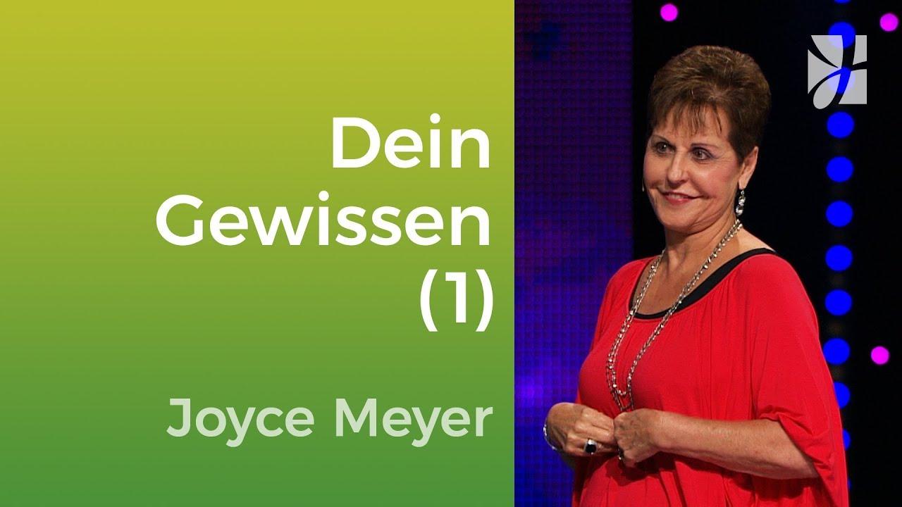 Die Stimme deines Gewissens (1) – Joyce Meyer – Mit Jesus den Alltag meistern