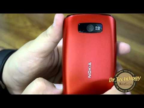 Nokia Asha 306 - Unboxing and Quick Look