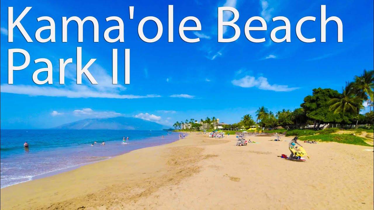 Best Maui Beaches Ole Beach Park Ii Aka Iliiliholo