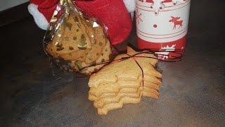 Рождественские имбирные печенья!!!