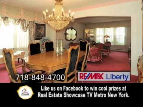 163 60 84th St  John Dibbs REMAX NYC Real Estate Showcase TVConverted