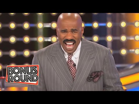 WE ASKED 100 SINGLE WOMEN.... Steve Harvey Asks Disney Character Questions On Family Feud USA