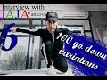 100 go down variations. Tutorial from Maximus (Mad State Crew) & interview with JAJA Vankova