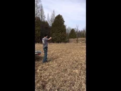 GSG 1911-22 at 25 yards