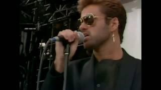 George Michael - Nelson Mandella 70th Birthday Concert Wembley Stadium1988