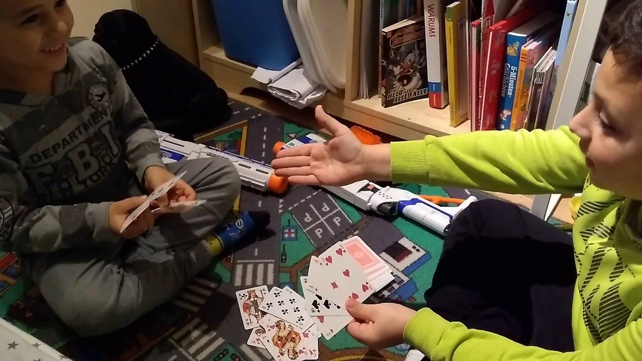 Schummeln Kartenspiel
