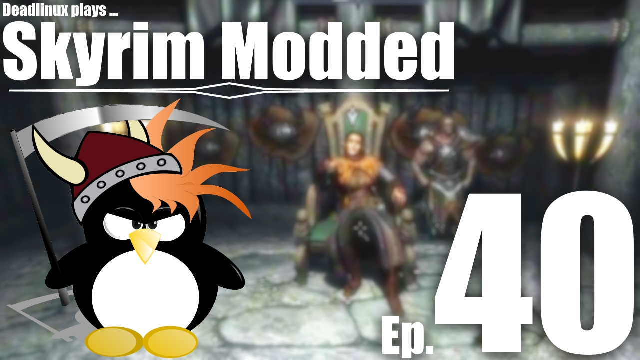 Thane of Morthal! - Skyrim Modded Ep 40