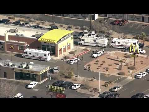Albuquerque detective shot