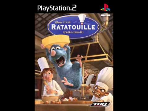 Ratatouille The Video Game Music - Cooking