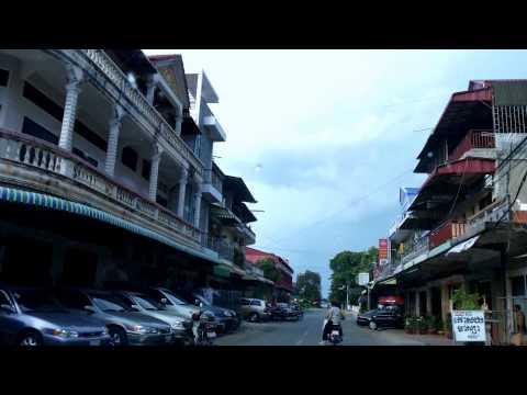 Asian Travel - Around Phnom Penh Streets May 2015