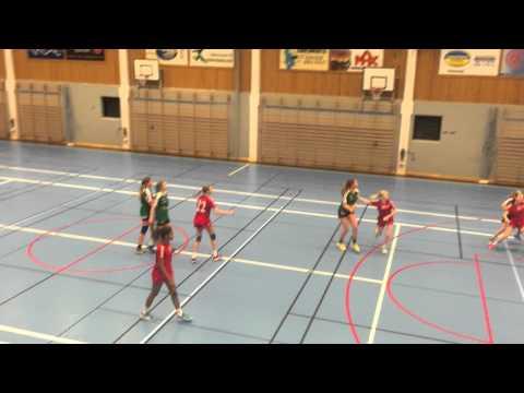 Lundaspelen 2015 - U13 Piger vinder semifinalen