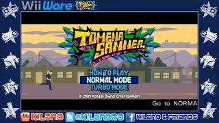 WiiWare Classics #1 - Tomena Sanner ● Punch Everything and Everyone