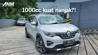 Review komplit Renault TRIBER Indonesia, nanjak full penumpang