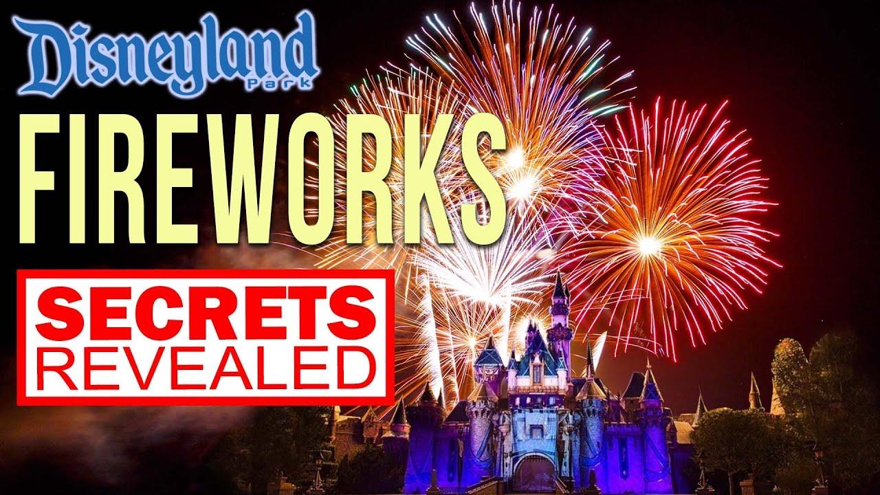 [4K] Ultra Lowlight FULL Disneyland Firework Show   PLUS Revealing Disney's Fireworks BEST SECRETS