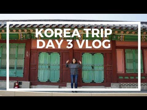 Living my K-Drama Dream in Korea