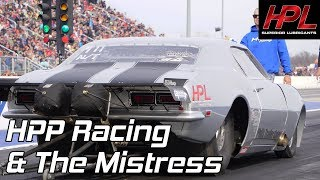 The Mistress and HPP Racing Talk about HPL Oil