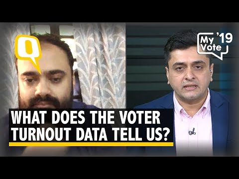 Lok Sabha Polls 2019: What Does the Voter Turnout Data Tell Us?   The Quint