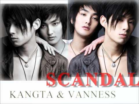 Kangta and Vanness - Faint (Korean Version of 勇气)