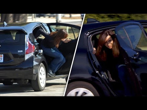 Theresa - Now I Have the Skills If Needed: How to Escape From a Moving Car Safely