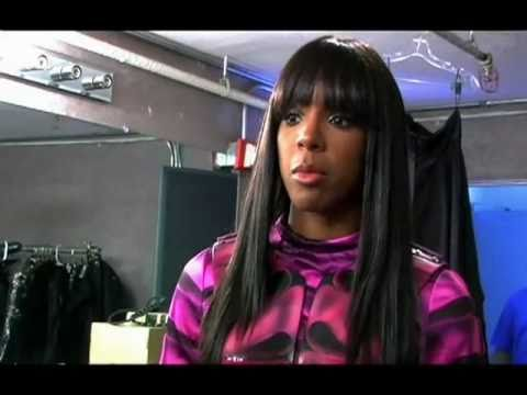 Rose Colored Glasses  Behind the Scenes with Kelly Rowland