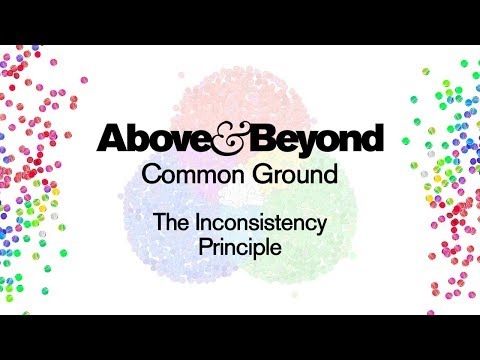 Above & Beyond - The Inconsistency Principle