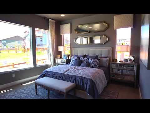 Two Five Bedroom, 2,568 Sf Home Tour In Parker, Co