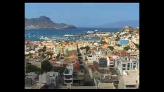 Ilha de São Vicente - Cabo Verde - A terra Onde Deus Derramou a sua Alegria