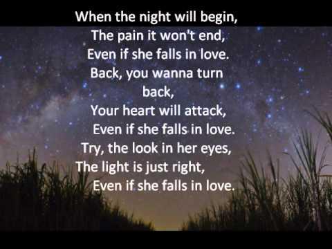 (+) blink-182 - Even If She Falls - lyrics