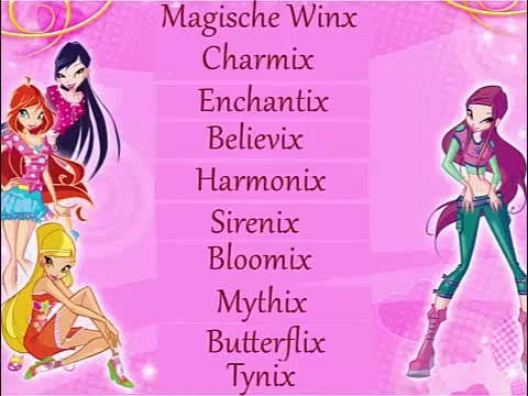 Winx Club Der Film Deutsch