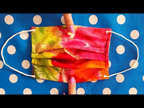 face-mask-sewing-tutorial---make-fabric-face-mask-at-home---diy-cloth-face-mask---easy-sew-mask