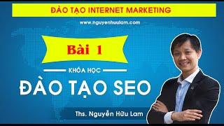 Đào tạo SEO Online miễn phí, Khóa Học SEO Online uy tín