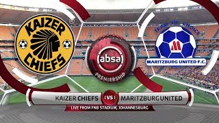 Absa Premiership | Kaizer Chiefs v Maritzburg United | Highlights