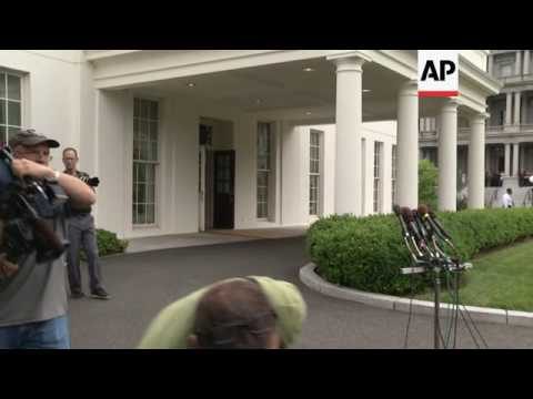 Saudi Deputy Crown Prince Arrives at White House