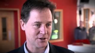 Tonight Spotlight - Nick Clegg, 9th April 2015