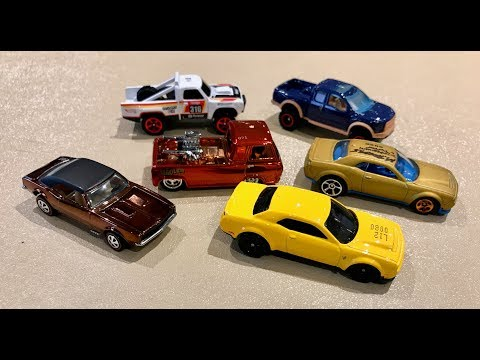 Lamley Exclusive: Hot Wheels New Model Preview with Mattel Designer Brendon Vetuskey