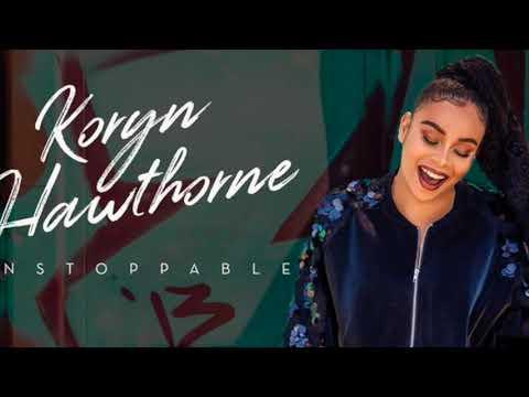 Unstoppable - Koryn Hawthorne- Instrumental