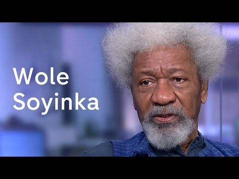 Wole Soyinka on Boko Haram, racism and Winston Churchill