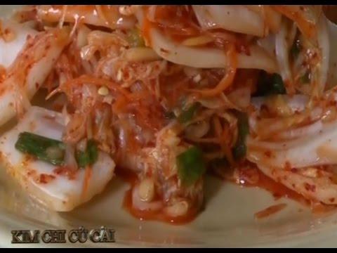 Kimchi Củ Cải - Xuân Hồng