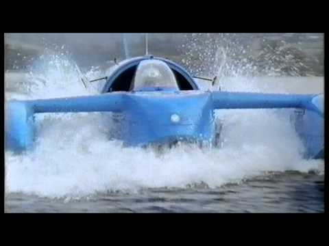 """ACROSS THE LAKE """"Bluebird going for the record"""""""