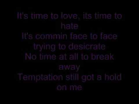 Temptation Lyrics By Godsmack