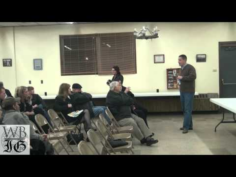Rep. Kevin Haggerty—Jessup town hall, Dec 19, 2013