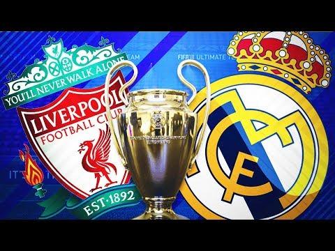 Finala Champions League Real Madrid - Liverpool WoW || FIFA 18 România Real Madrid #11