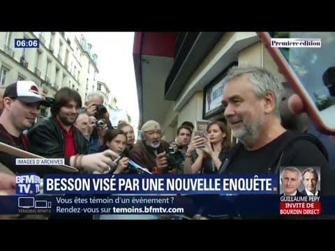 Luc Besson visé par une nouvelle enquête pour agression sexuelle