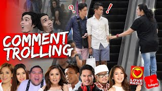 """Do Hand Touching in Escalator"" 