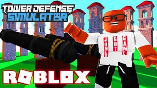 We Had THE BEST DEFENSE In Roblox Tower Defense