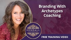Branding with Archetypes coaching  | Certified Coach Training with Kendall SummerHawk