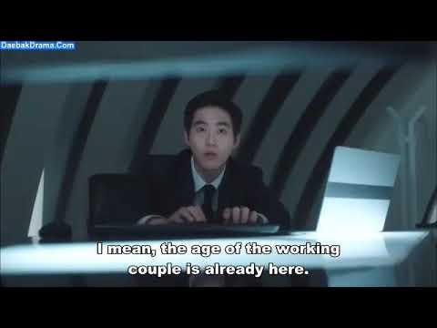 Rich man and poor woman epi16 (Final episode)Last scene