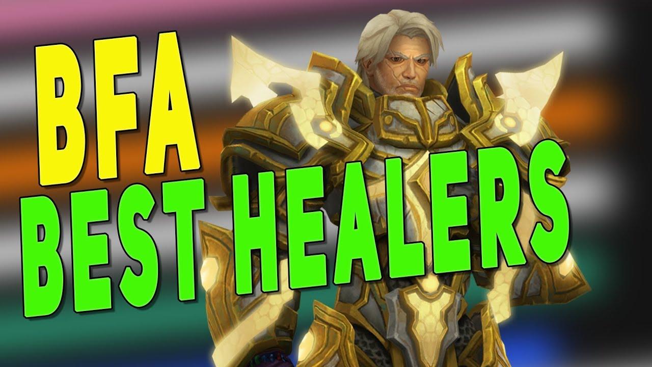 Download BfA 8.2 BEST HEALER CLASS *RANKED* | Raid & M+ Top Healer Meta | WoW Patch 8.2